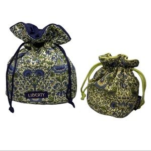 Liberty Of London Tana Lawn Cosmetic Bag Bundle